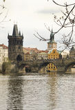 Charles bridge Prague Royalty Free Stock Photography