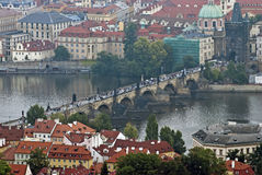 Charles bridge, Prague Stock Photography