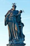 Charles Bridge (Prague, Czech Republic). Royalty Free Stock Photos