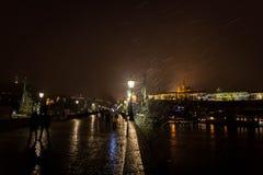 Charles Bridge Royalty Free Stock Photos