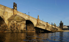 Charles bridge Stock Photo