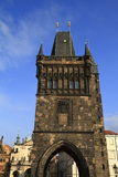 Charles Bridgel, Prague Royalty Free Stock Images