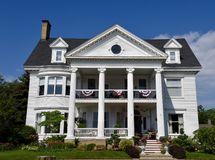 Charles Carpenter House Stock Photography