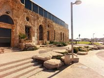 Charles Chlor Garden, Tel Aviv Royalty-vrije Stock Foto's