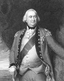 Charles Cornwallis Royalty Free Stock Photos