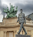 Charles de Gaulle. royalty free stock photo