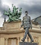 Charles De Gaulle. Zdjęcie Royalty Free