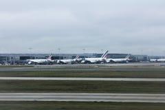 Charles de Gaulle Airport, Parijs Royalty-vrije Stock Afbeelding