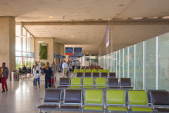 Charles de Gaulle Airport Stock Image
