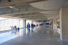 Charles de Gaulle Airport Royalty Free Stock Images
