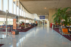 Charles de Gaulle Airport Royalty Free Stock Photography