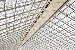 Charles de Gaulle flygplats i Paris arkivbild