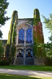 Charles Deering Library. This is a picture of the Charles Deering Library on the campus of Northwestern University in Evanston, Illinois.  The library was built Royalty Free Stock Images