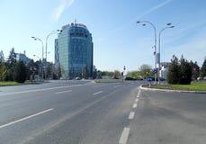 Charles du Gaulle in Bucharest, Romania Stock Photos