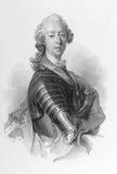 charles edward prince stuart royaltyfri bild