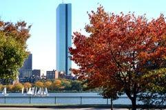 Charles-Fluss Boston stockbild