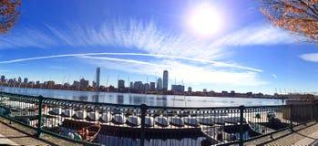 Charles-Fluss Boston Stockfotos
