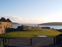 Charles Fort in Kinsale Stock Photography