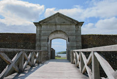 Charles Fort Royalty Free Stock Images