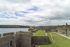 Charles Fort, Kinsale, Ireland Royalty Free Stock Photography