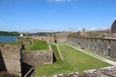 Charles fort ruins Kinsale Ireland Stock Photos
