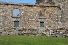 Charles fort ruins Kinsale Ireland Stock Image