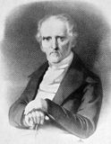 Charles Fourier Stock Images