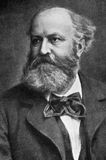 Charles Gounod. (1818-1893) on engraving from 1908. French composer best known for his Ave Maria as well as his operas Faust and Romeo & Juliet. Engraved by Stock Image