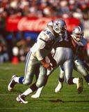 Charles Haley Dallas Cowboys photographie stock libre de droits