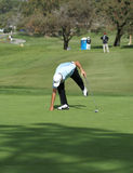 Charles Howell III 2011 Farmers Insurance Open Royalty Free Stock Photography
