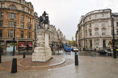 Charles I, Big Ben, London, UK Royalty Free Stock Image