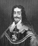 Charles I of England Stock Images