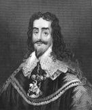 Charles I von England stockbilder