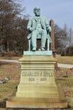 Charles J. Hull Memorial Stock Images