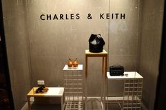 Charles & Keith Accessories Royalty Free Stock Images