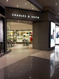 Charles & Keith retail shop Stock Images