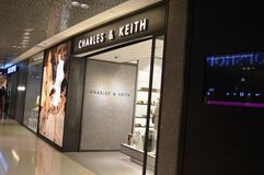 Charles & Keith Royalty Free Stock Image