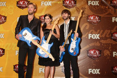 Charles Kelley, Dave Haywood, Dame Antebellum, Hilary Scott, Kelley Scott Lizenzfreie Stockbilder