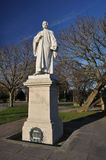 Charles Kingsley statue Stock Image