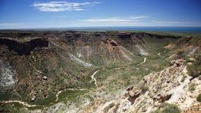 Charles Knife Canyon Stock Image