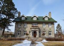 Charles Lundberg House Arkivfoton