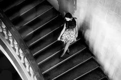 charles mody modela pałac s v Fotografia Stock