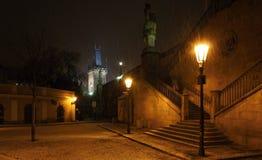 Charles most w Kampa, Praga obrazy royalty free