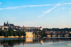 Charles most w Praga - republika czech Zdjęcia Stock