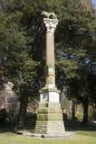 Charles Napier Monument, Portsmouth Stock Images