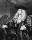 Charles Pratt, 1st Earl Camden Royalty Free Stock Photo