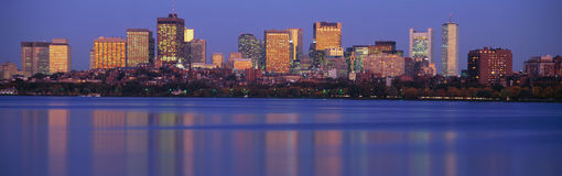 The Charles River Stock Photos