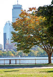 Charles River Boston Royalty Free Stock Photography