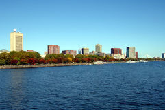 Charles River Cambridge Royalty Free Stock Image