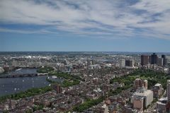 Charles River  View  Boston Stock Photography